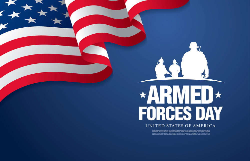 Armed Forces Day - May 20, 2017