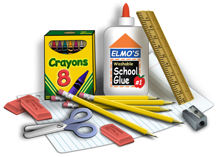 2017-2018 Evergreen School Supply Lists