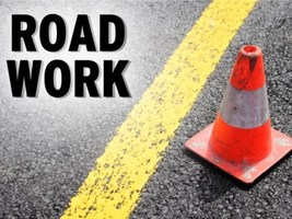 Road Construction Information - Week of March 26
