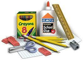 School Pak - Supply List Ordering!