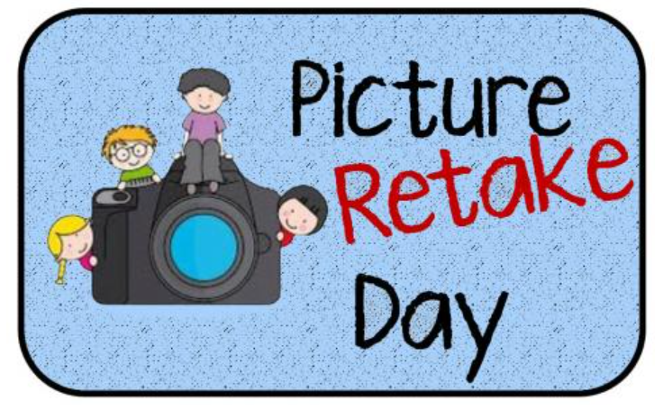 Picture Retake Day November 11th
