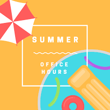 WGSD District Office Summer Hours