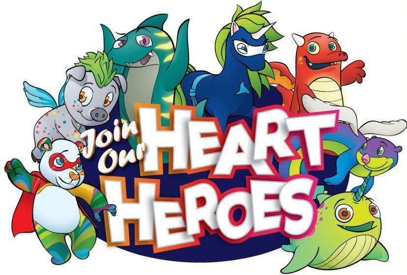 Join our heart heroes!