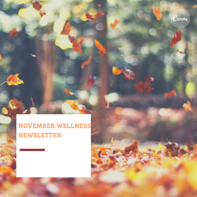 November Wellness Newsletter