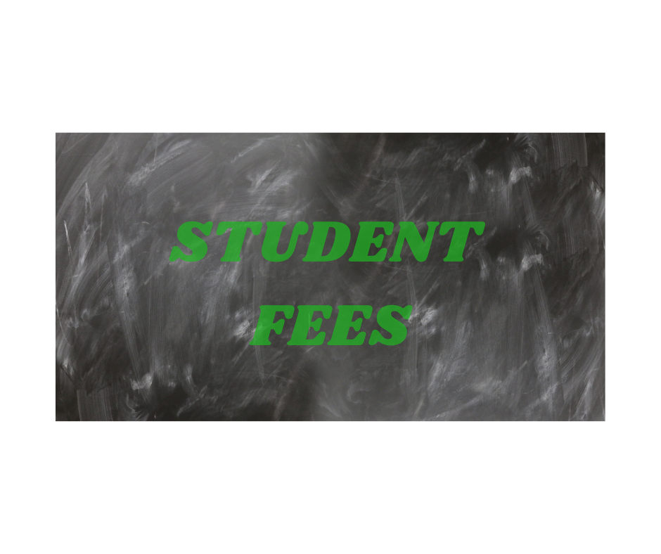 Registration/Course Fees