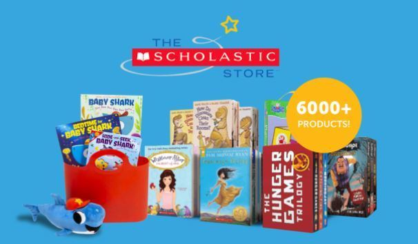 Shop the online Scholastic Book Fair today!