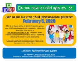 Child Developmental Screener