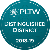 PLTW Distinguished District