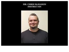 Welcome Mr. Chris McMahon