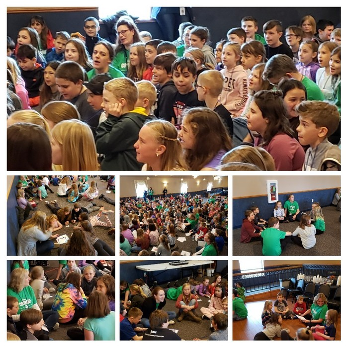 4th Grade Kindness Retreat
