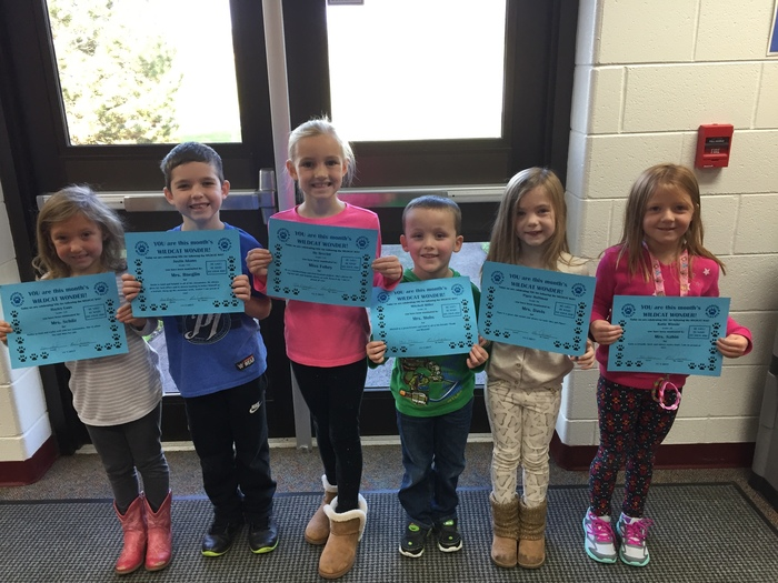 1st-2nd Wildcat Wonders