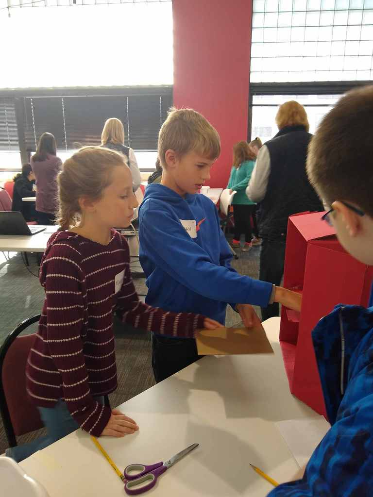 STEM Immersion Day at MSOE