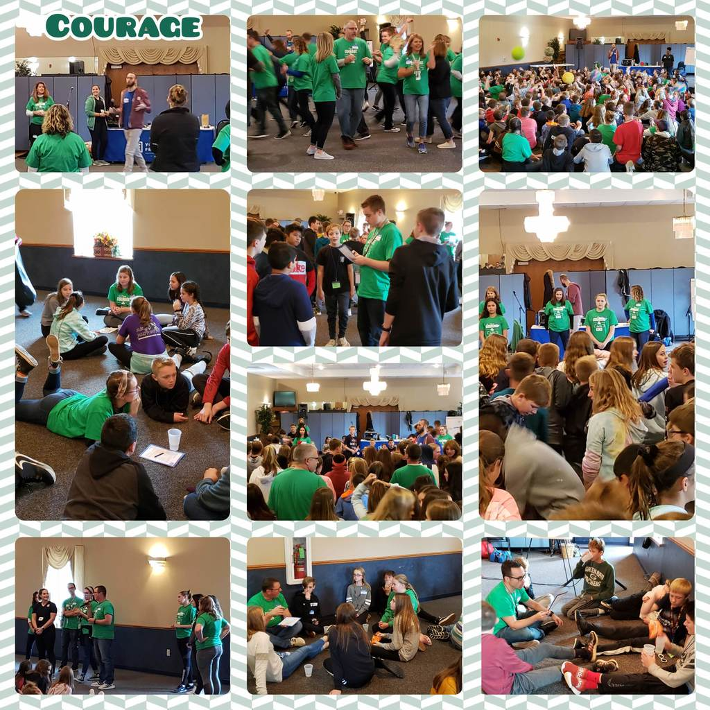 Courage Retreat
