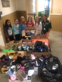 Community Boot/Shoe Drive
